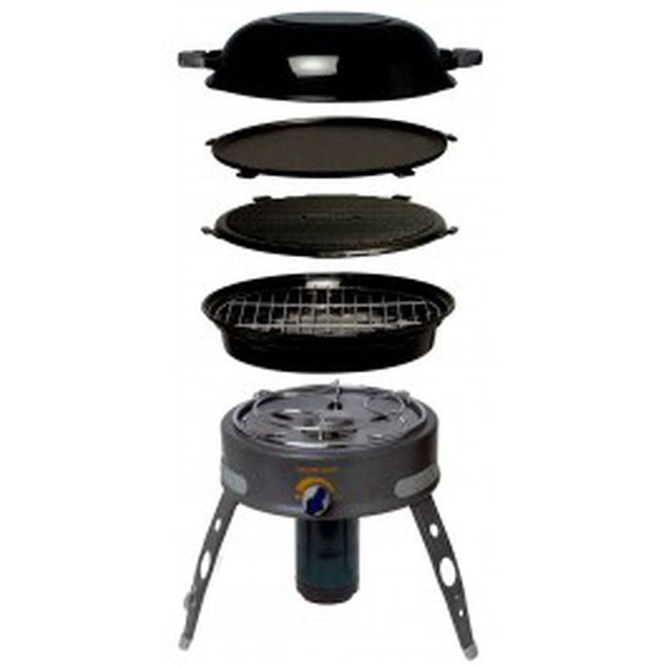 Cadac Safari Chef Portable Camping Grill Review Camping Grill Chef Grill Grilling