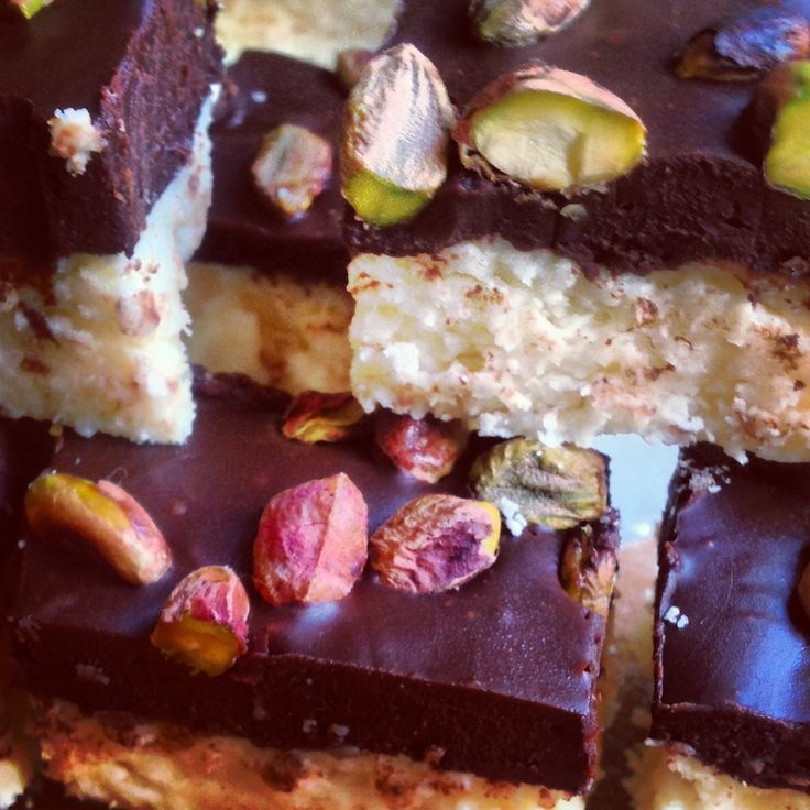 Coconutdark chocolate and pistachio bars yammi pinterest venezuelan rio ccaribe chocolate condensed milk desiccated coconut confectioners sugar dark chocolate pistachios l good food everyday forumfinder Choice Image