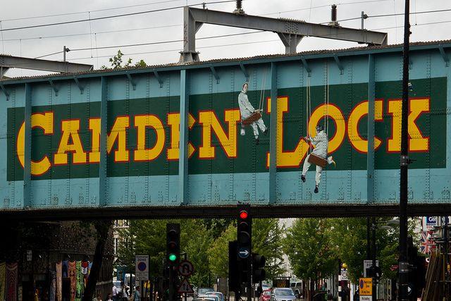 The Camden Lock by virtualwayfarer, via Flickr
