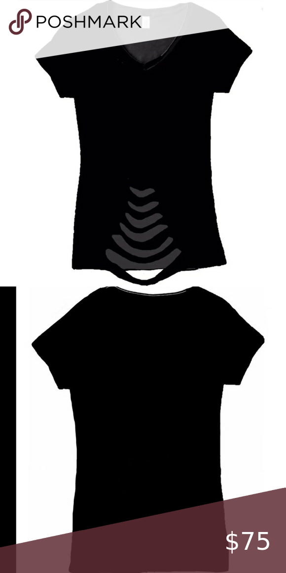 Handmade T Shirt Rip Torn V Neck Organic Cotton Handmade Tee Shirt Rips Torn V Neck Organic Soft Cotton Front Is Ripp Handmade Tee Shirts Organic Cotton Shirts
