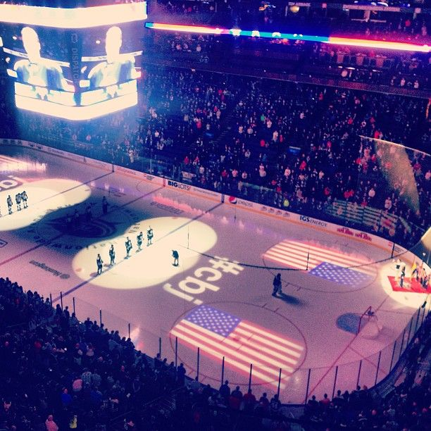 Nationwide Arena. Home of the NHL's Columbus Blue Jackets! http://www.ohiodominican.edu/future-students/who-we-are/columbus