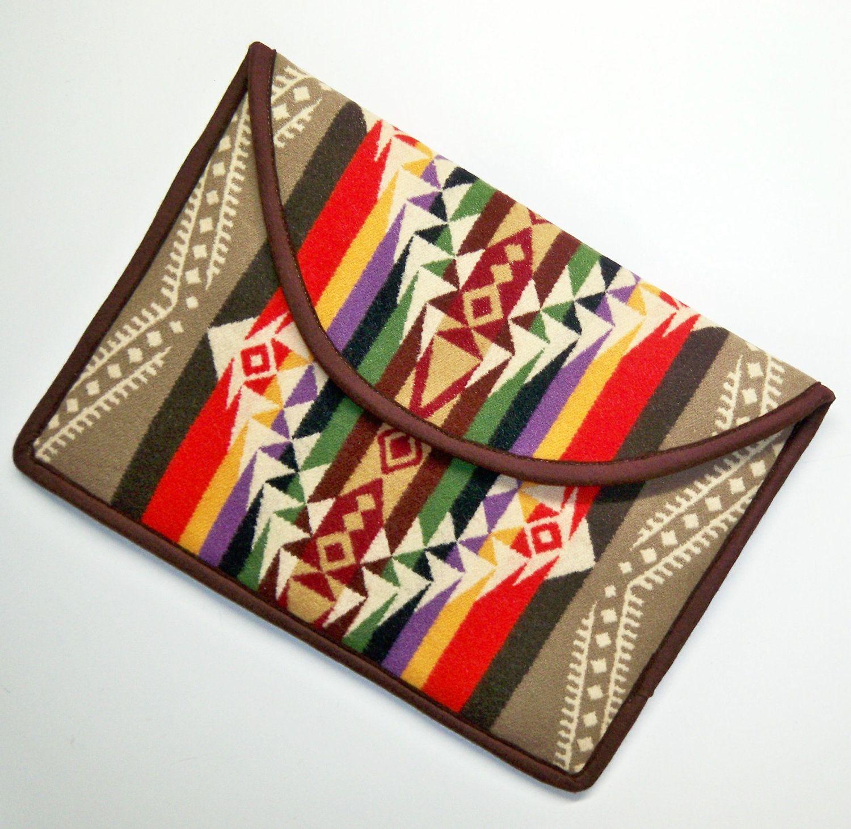 "Pendleton Wool Laptop Sleeve 13"" Macbook Pro Cover Case"