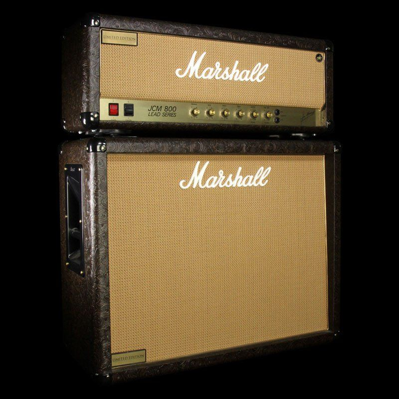 Used Marshall Limited Edition JCM800 2203 100 Watt Guitar Head ...
