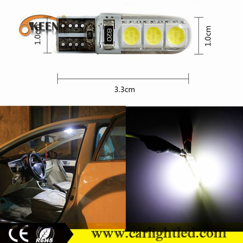 Check Out This Product On Alibaba.com APP Car Reading Light Lamp Silicone  T10 LED
