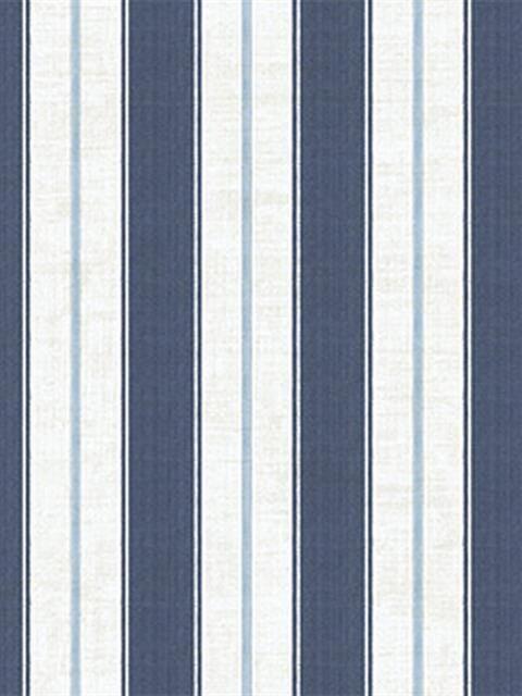 Ct41502 Blue And White Nantucket Stripe Wallpaper Total Wallcovering Striped Wallpaper Striped Wallpaper Bathroom Stripe Wallpaper Bedroom Blue striped wallpaper for bathrooms
