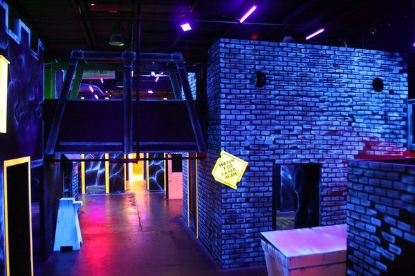 Laser Tag Arena Google Search