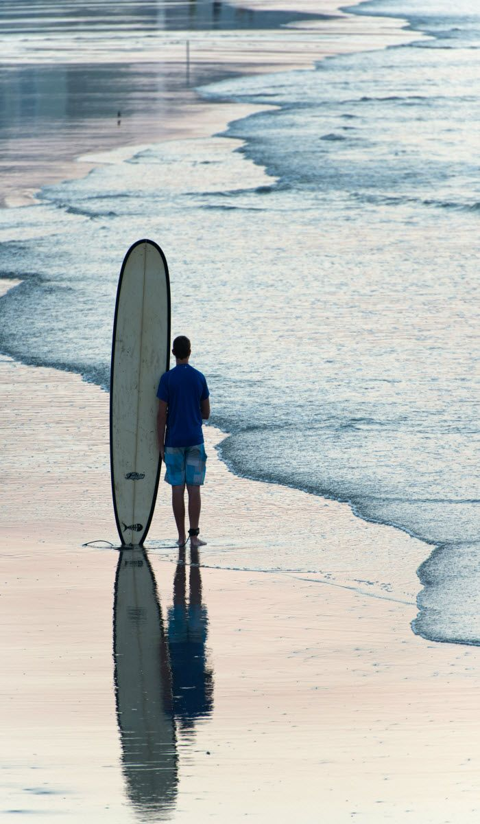 Put Surfing On Your List Of Ways You Want To Enjoy Myrtle Beach Sc