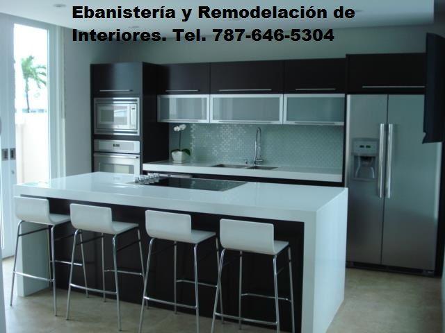 Contratista Registrado DACO. Gabinetes de cocina y baños a la medida ...