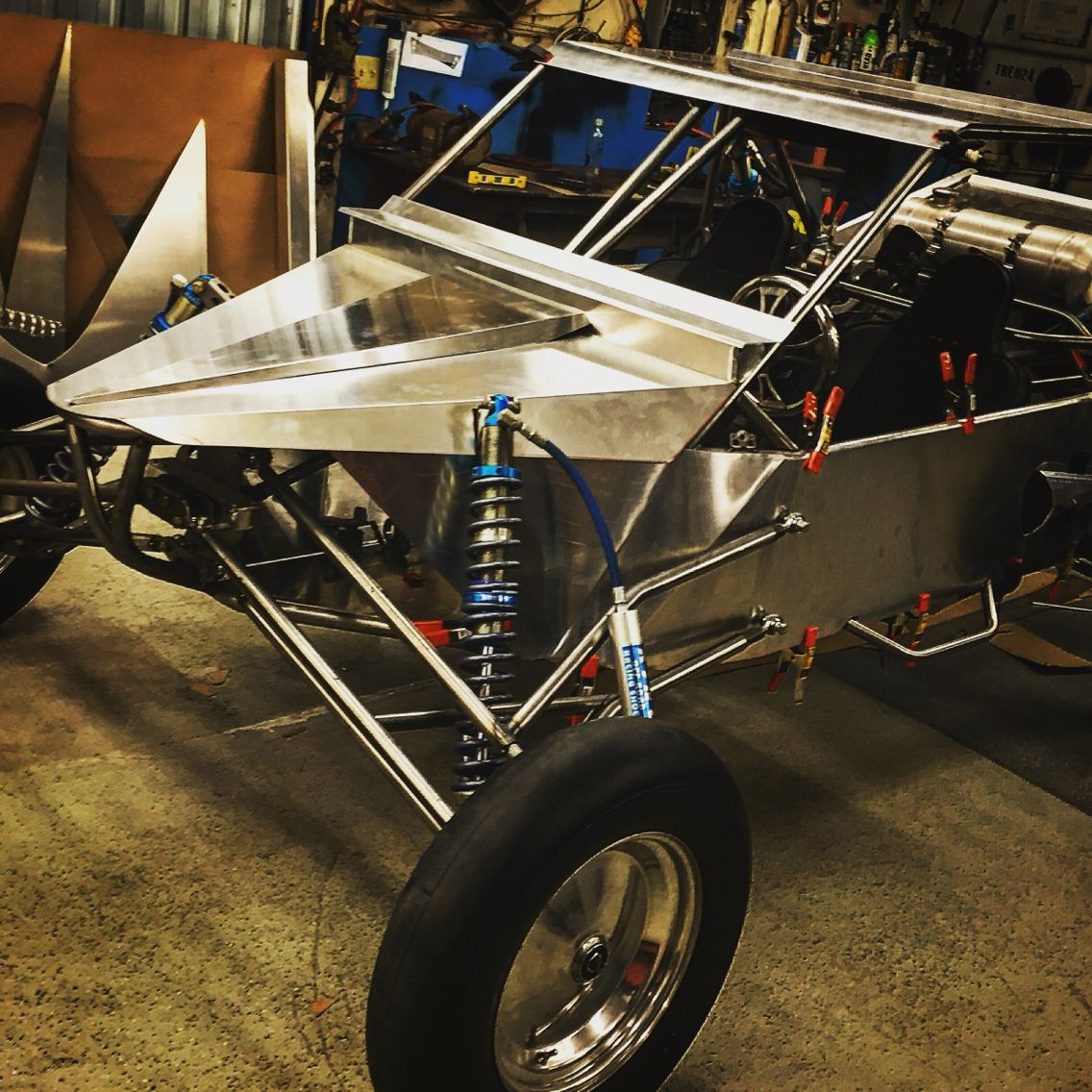 Mini Dune Buggy Designed And Fabricated By K2 Design Sand Cars Fabrication
