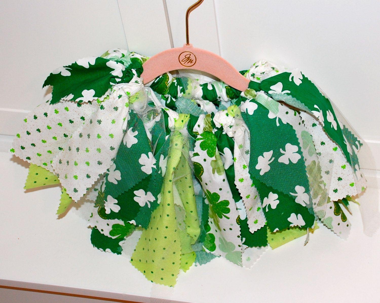St Patricks Day, Baby Girl, Scrap Tutu   My little girl ...