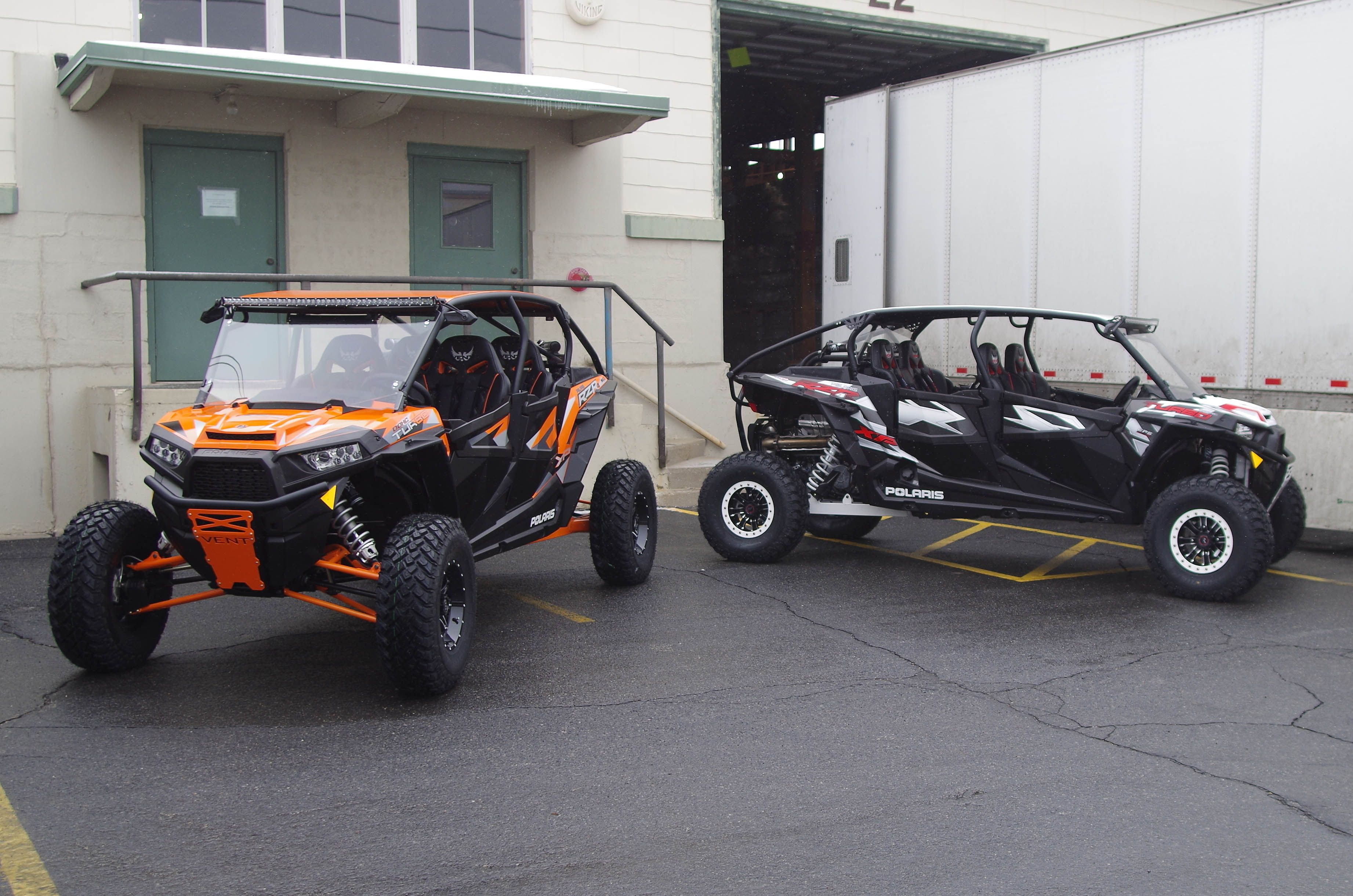 These 2016 Turbo Polaris Rzr Xp 1000 With Vent Racing Fast
