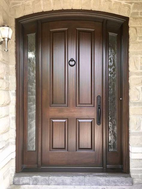 Modelos de puertas principales Image más actuales Estilo, diseños de puertas principales: desde ...