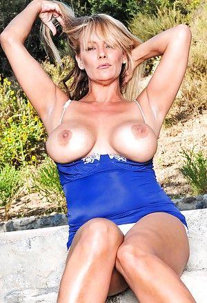 Older Women Naked Outdoors