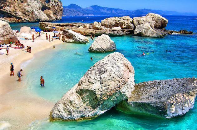 Illa De La Maddalena Cerdenya