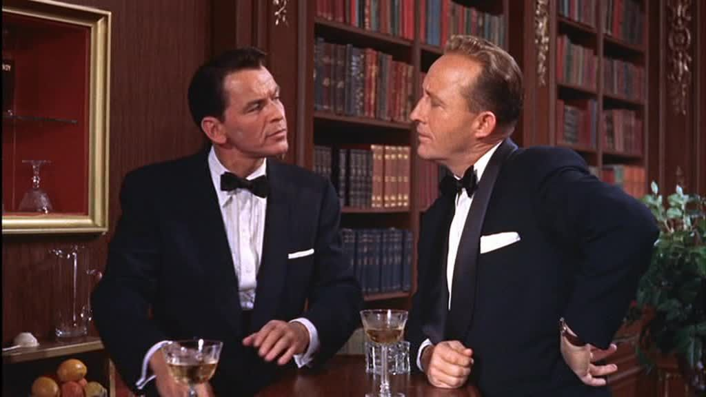 Frank Sinatra and Bing Crosby, High Society | Frank sinatra, The philadelphia story, Sinatra