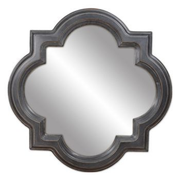 Enchante quatrefoil wall mirror kohls but its buy for Mirror 50 x 30