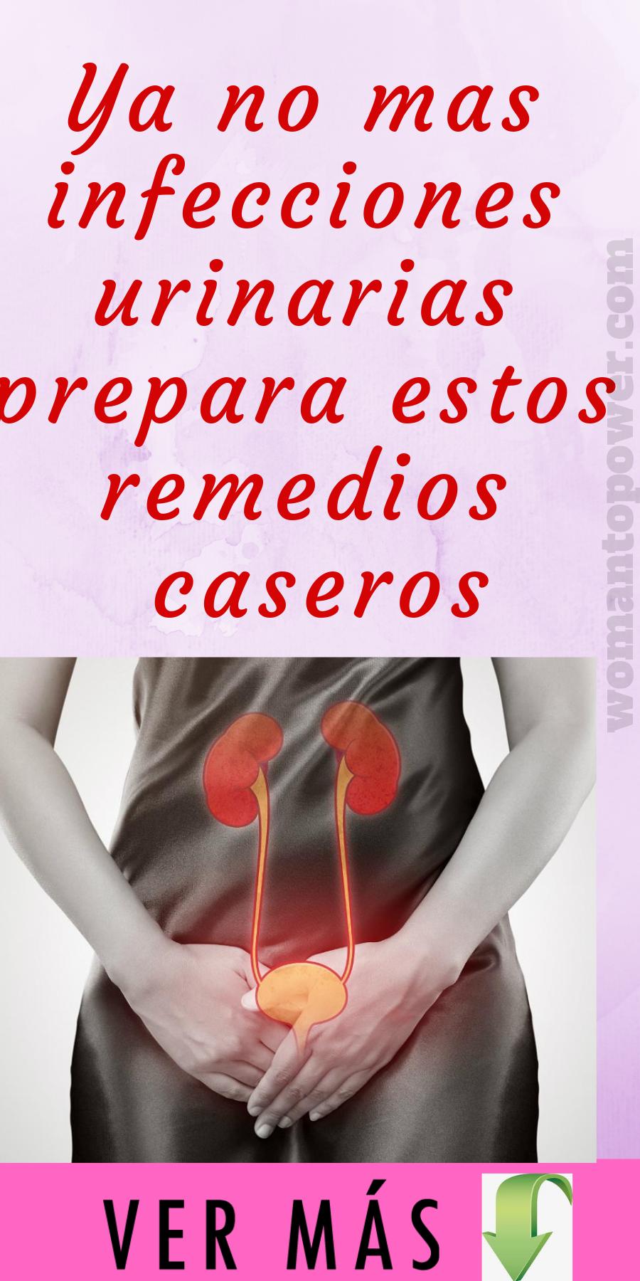 Ya No Mas Infecciones Urinarias Prepara Estos Remedios Caseros Movie Posters Tips