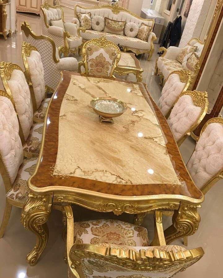 Open Order kursi makan mewah Dan elegant INFO HARGA and
