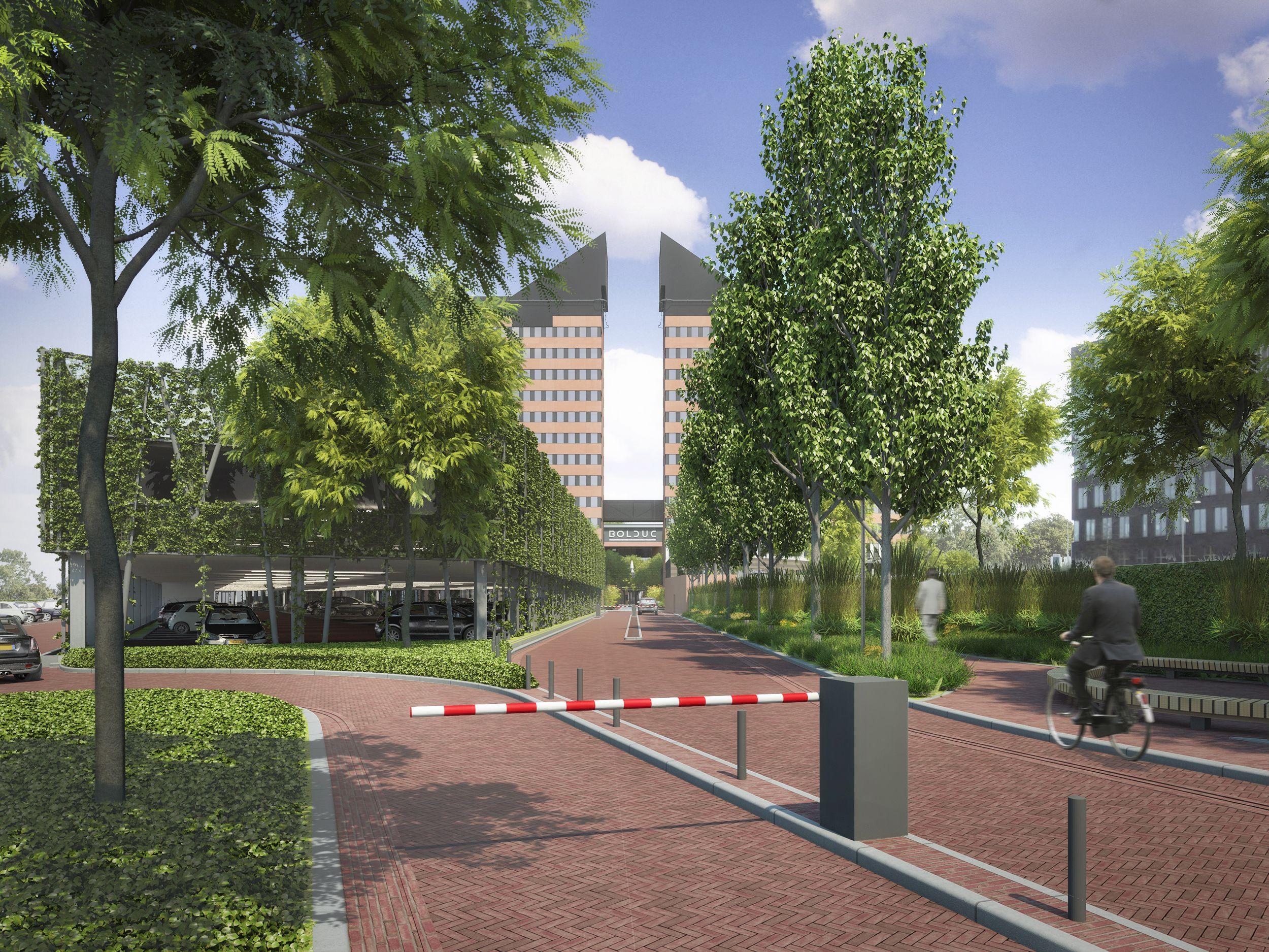 's-Hertogenbosch Parking Exterior