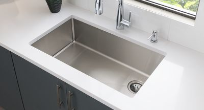 Discover Crosstown Sinks: Stainless Steel Undermount, Universal Mount And  Farmhouse Sinks Inspired By Urban Design With Universal Appeal.