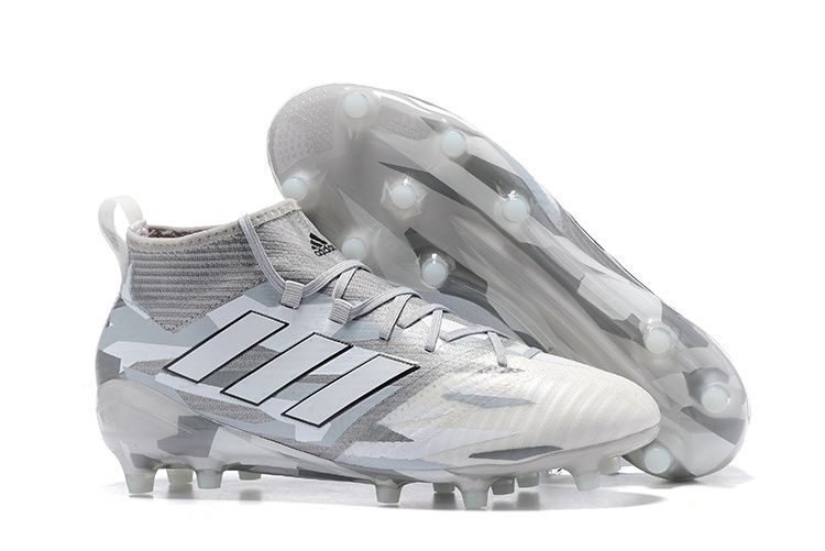 2bf8826f0ec6 ... 2017 adidas ace 17.1 primeknit fg clear grey white core black