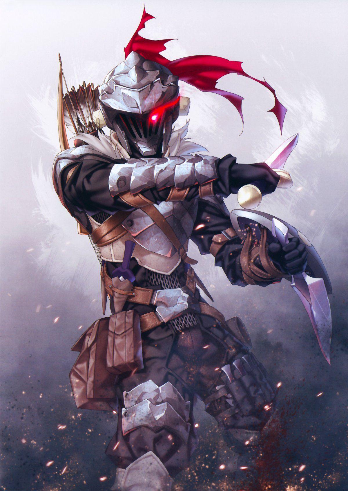 Goblin Slayer By Kannatsuki Noboru In 2020 Slayer Anime Goblin