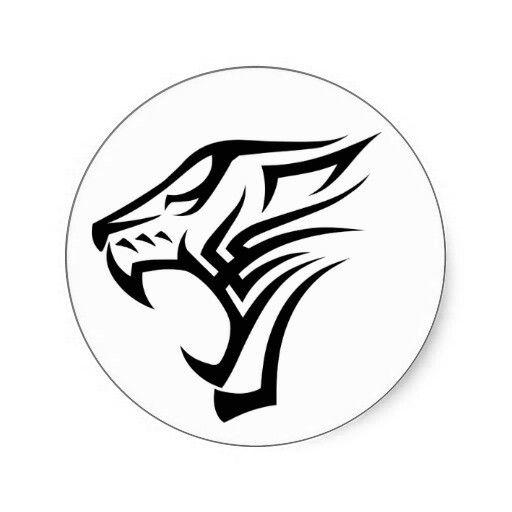 Cool Tribal Tiger Tattoo Design Tribal Tiger Tattoo Leopard Tattoos Tiger Tattoo Design