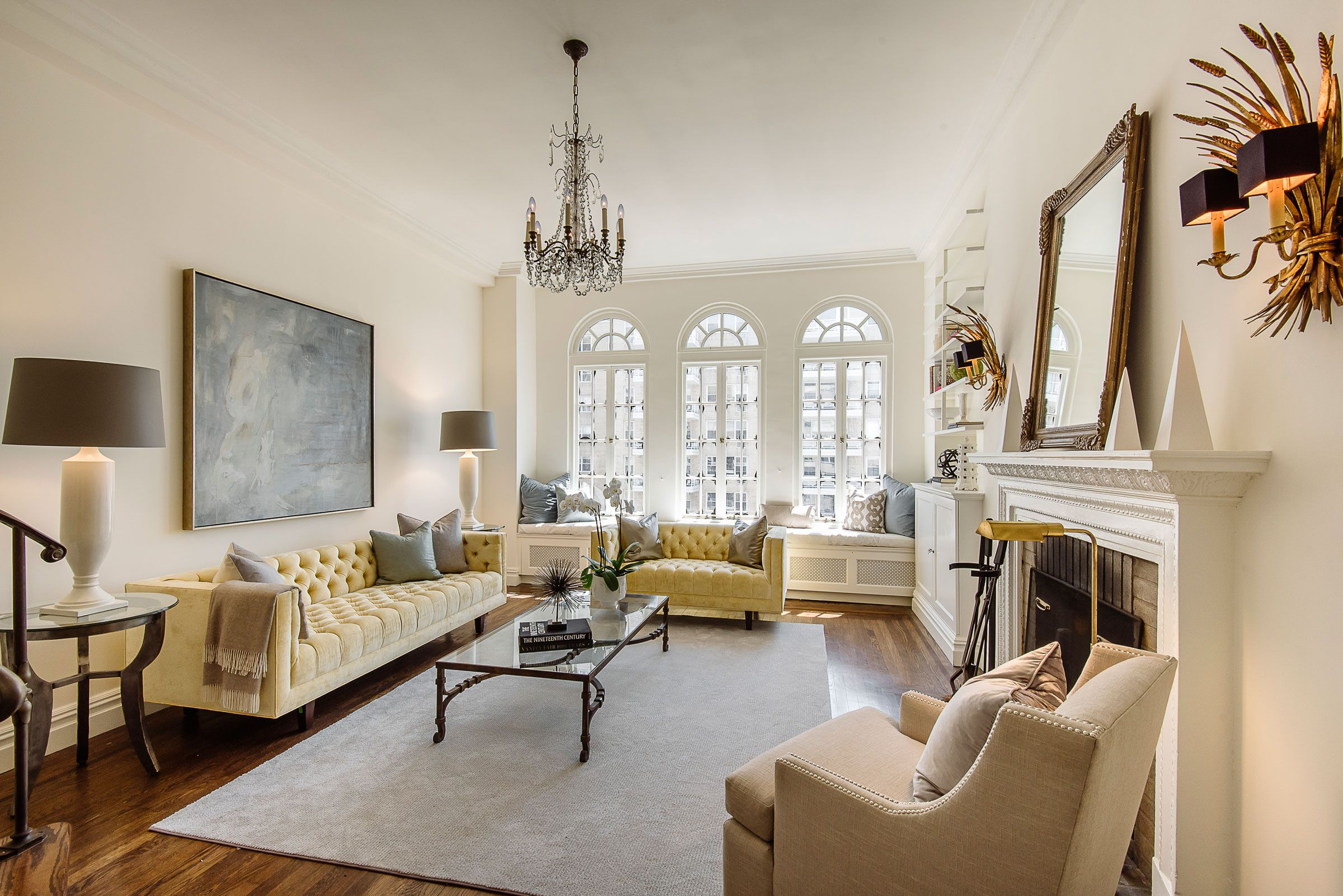 See Inside the Real-Life Carrie Bradshaw's $2.65M NYC Apartment  - Cosmopolitan.com