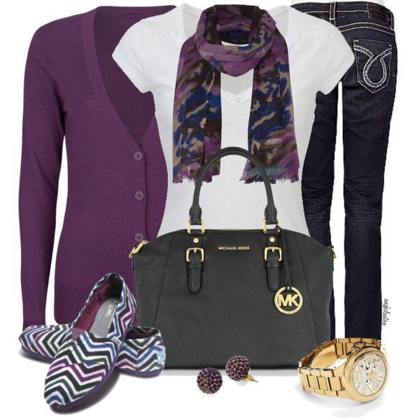 Purple Accents :)