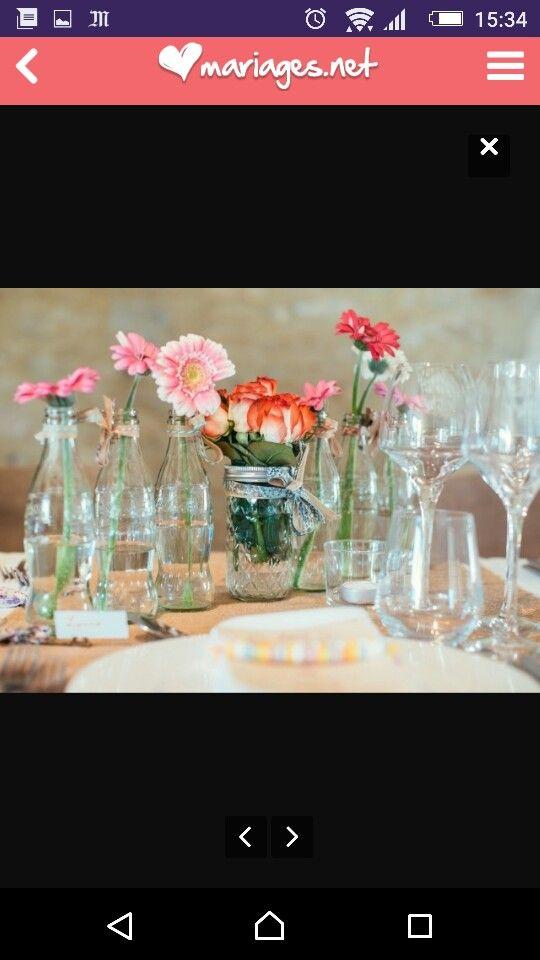Pin by nolwenn Chetcuti on déco mariage wedding
