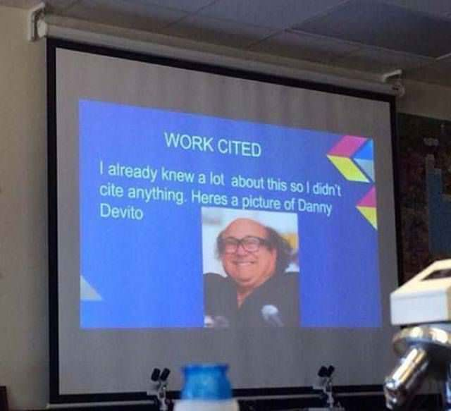 A Small Dump Of Questionable Class Presentations Best Funny Pictures Funny Pictures Funny Memes
