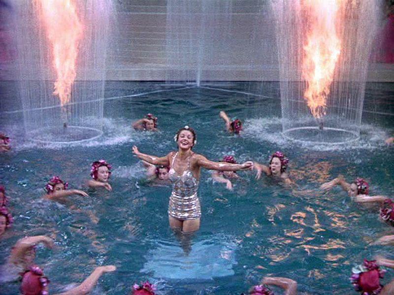 Scene From Bathing Beauty Starring Esther Williams Million Dollar Mermaid Pinterest