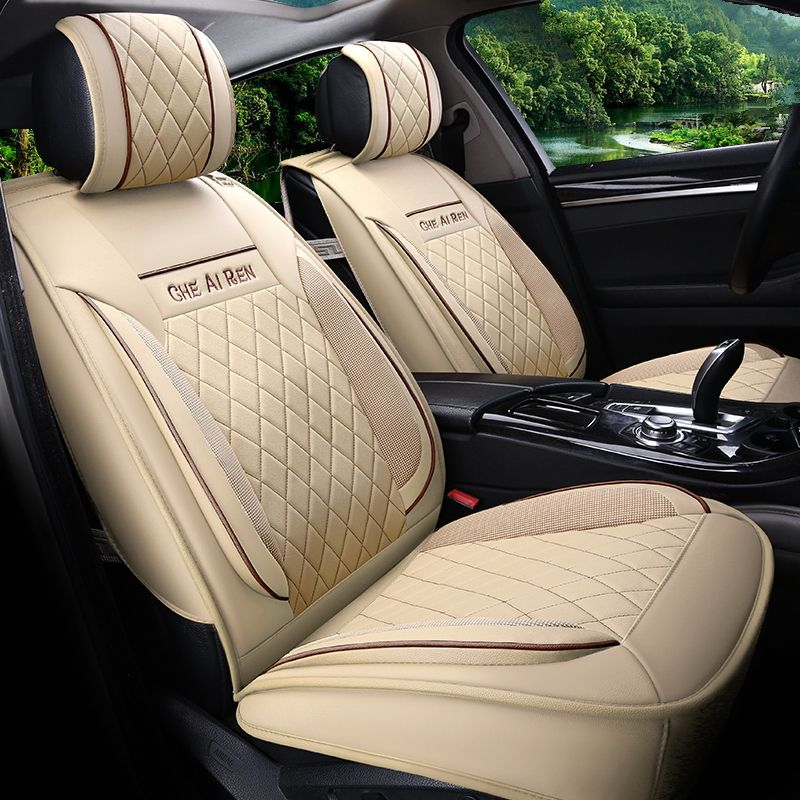 Enjoyable Car Styling Leather Seat Covers For Hyundai Tucson Ix25 Ix35 Cjindustries Chair Design For Home Cjindustriesco