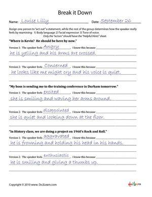free social skills worksheets for kindergarten tech finder social skills apps and learning. Black Bedroom Furniture Sets. Home Design Ideas
