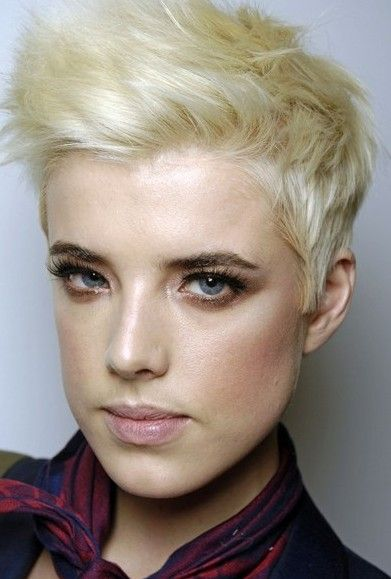 Punk Hairstyles For Women Stylish Photo Live Stylish Gebleichtes Haar Haar Styling Gebleichtes Blondes Haar