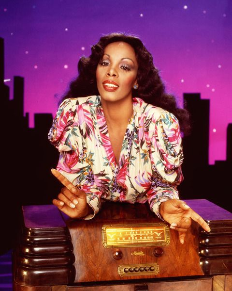 On the Radio.  I used to listen to this record over and over and over again.  RIP Donna Summer