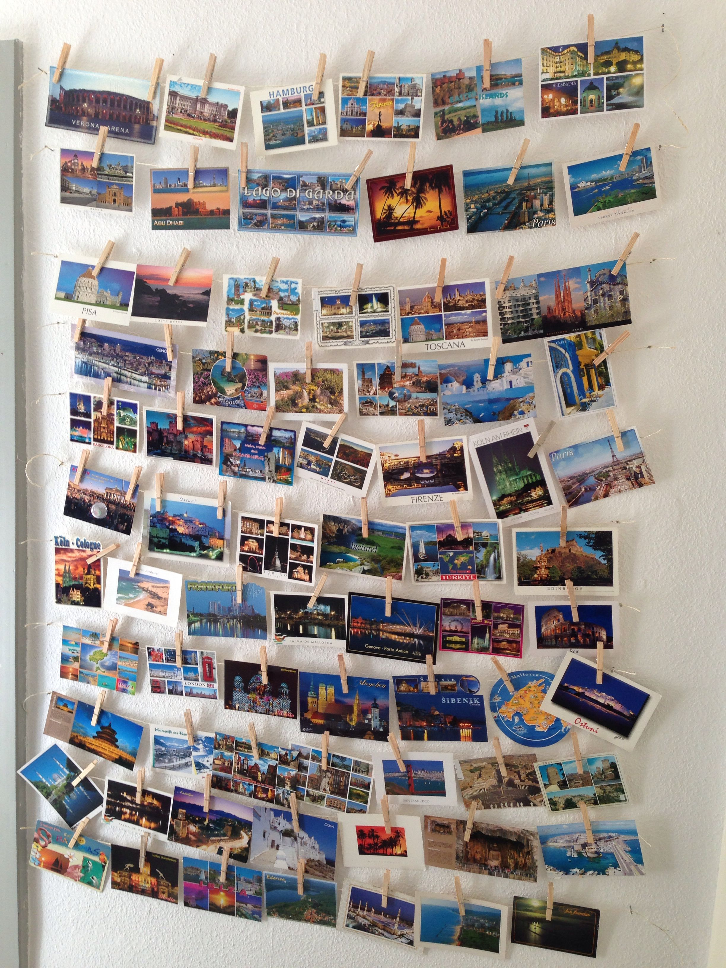 17 More Diy Wall Art Ideas Wall Collage Art Collage Wall Postcard Wall