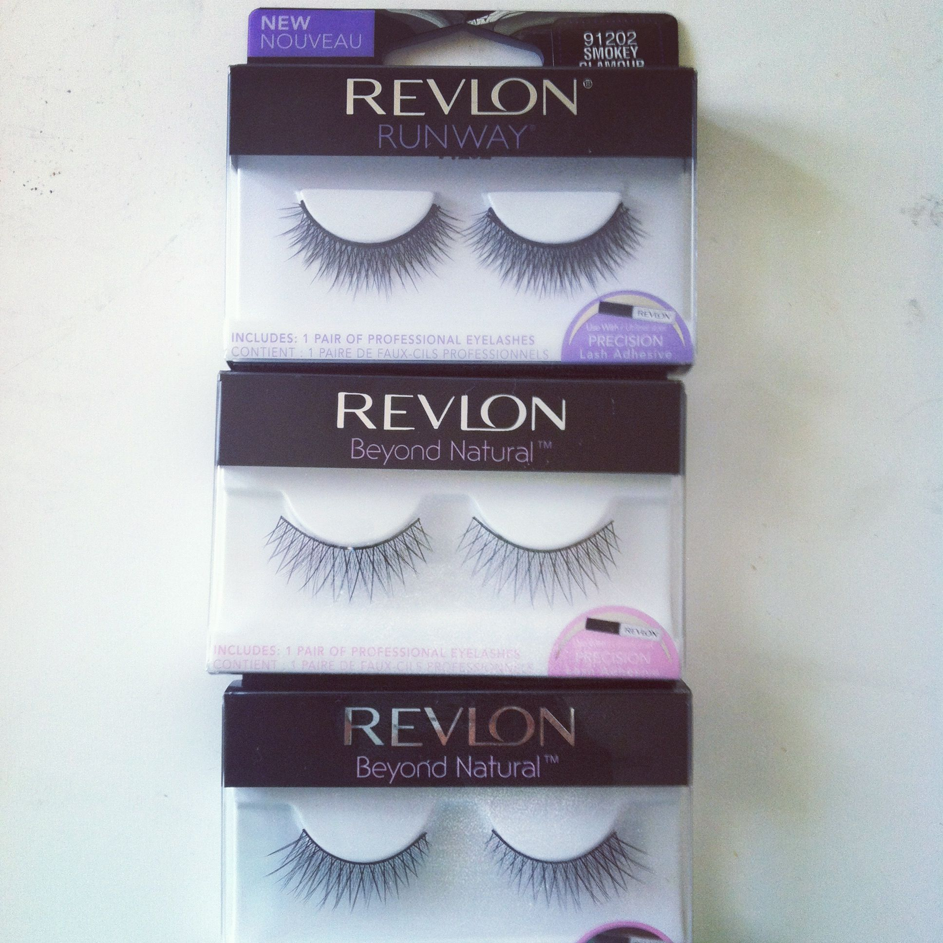 Revlon Beyond Natural Middle False Lashes Are Great Everyday