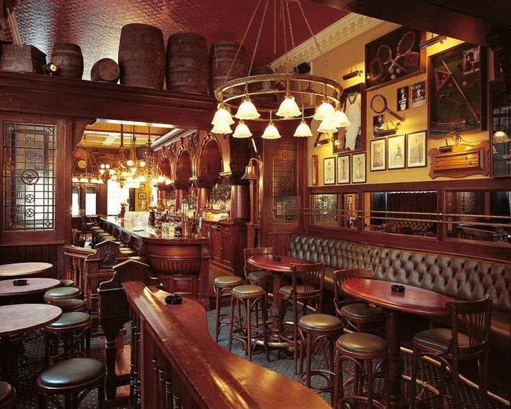 Pub Ceiling Ideas