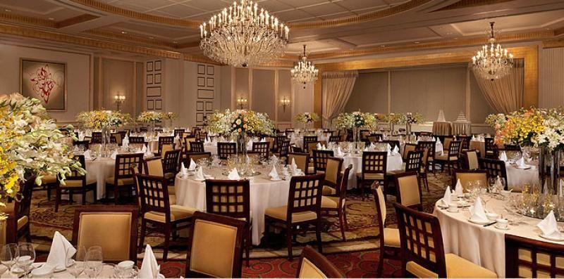 Edition Hotel London Ballroom Wedding Venues Shanghai China The Peninsula