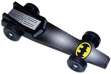 Batmobile Pinewood Derby Car | Cubs - Pinewood Derby | Pinterest ...