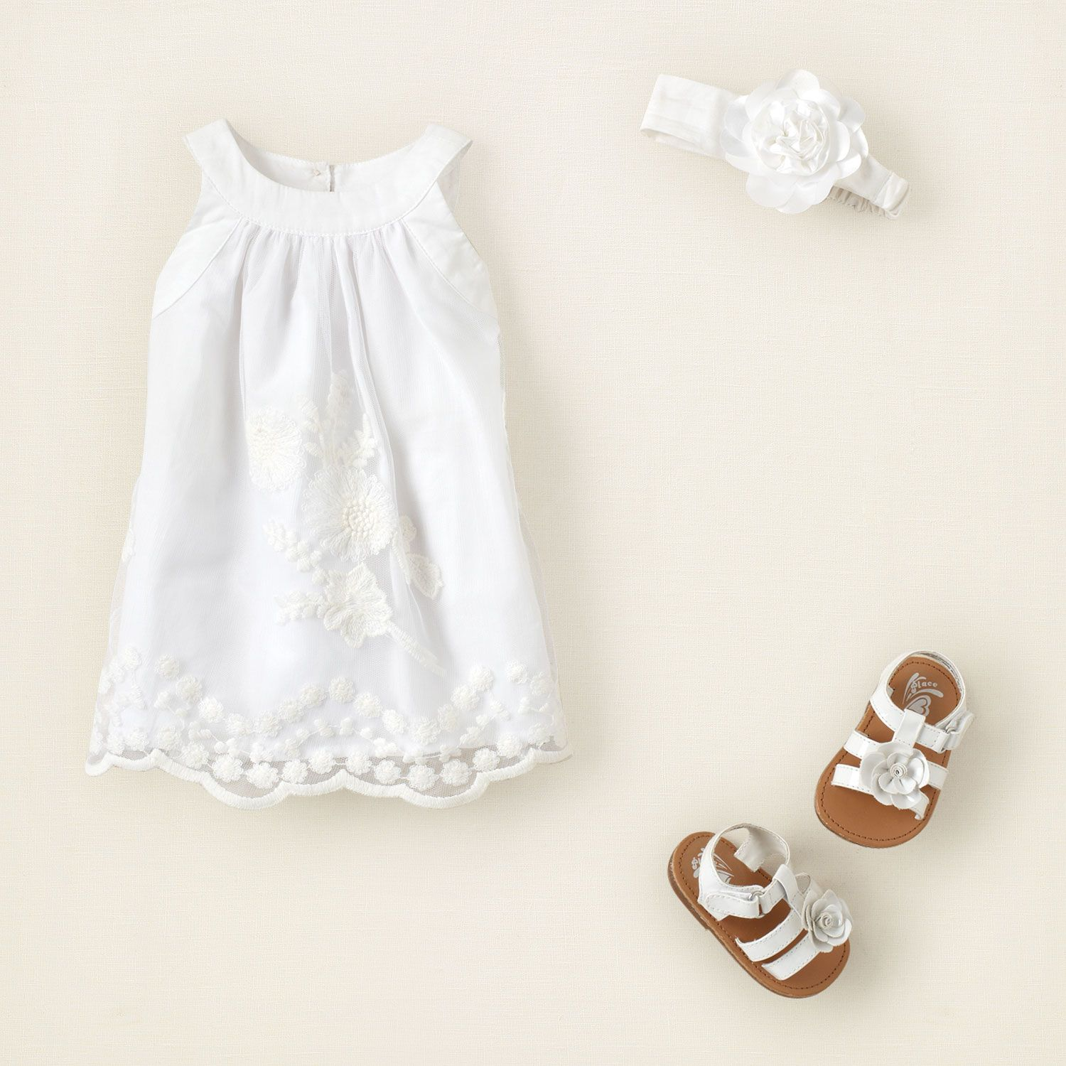 childrens place checkper cute for a baby girl