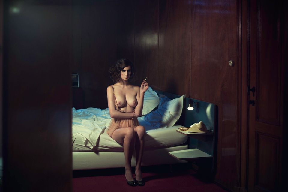 'Hotel Maritime - Room #58' by Marc Lagrange