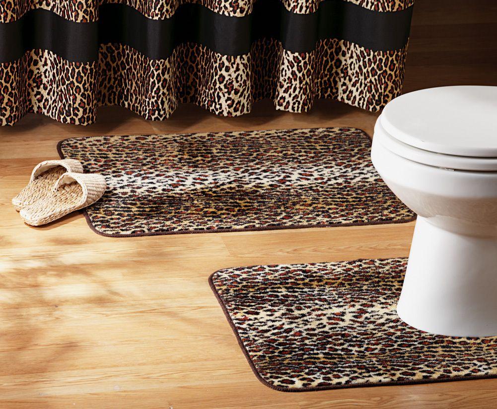 Die besten 25+ Leoparddruck badezimmer Ideen auf Pinterest ...