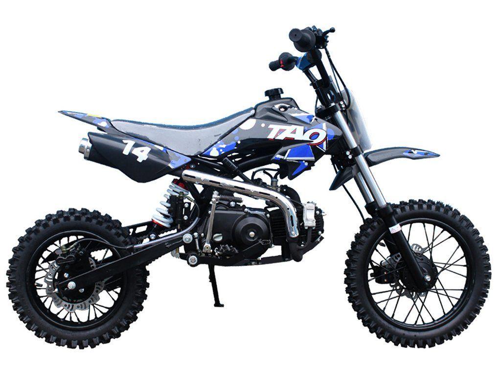 Tao Motor 110 Db14 Kids Dirt Bike Dirt Bikes For Kids 110cc Dirt Bike Pit Bike