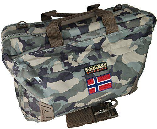 Borsa Zaino Tracolla Uomo Donna Multicolore Napapijri Bag Nordland Overnight Camoufage N5Z25 - http://herrentaschenkaufen.de/napapijri/borsa-zaino-tracolla-uomo-donna-multicolore-bag