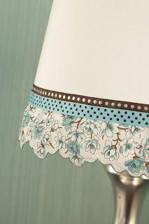 Como Decorar Lamparas De Mesa Solountip Com Pantallas De Lamparas Lamparas De Mesa Pantallas Decorativas
