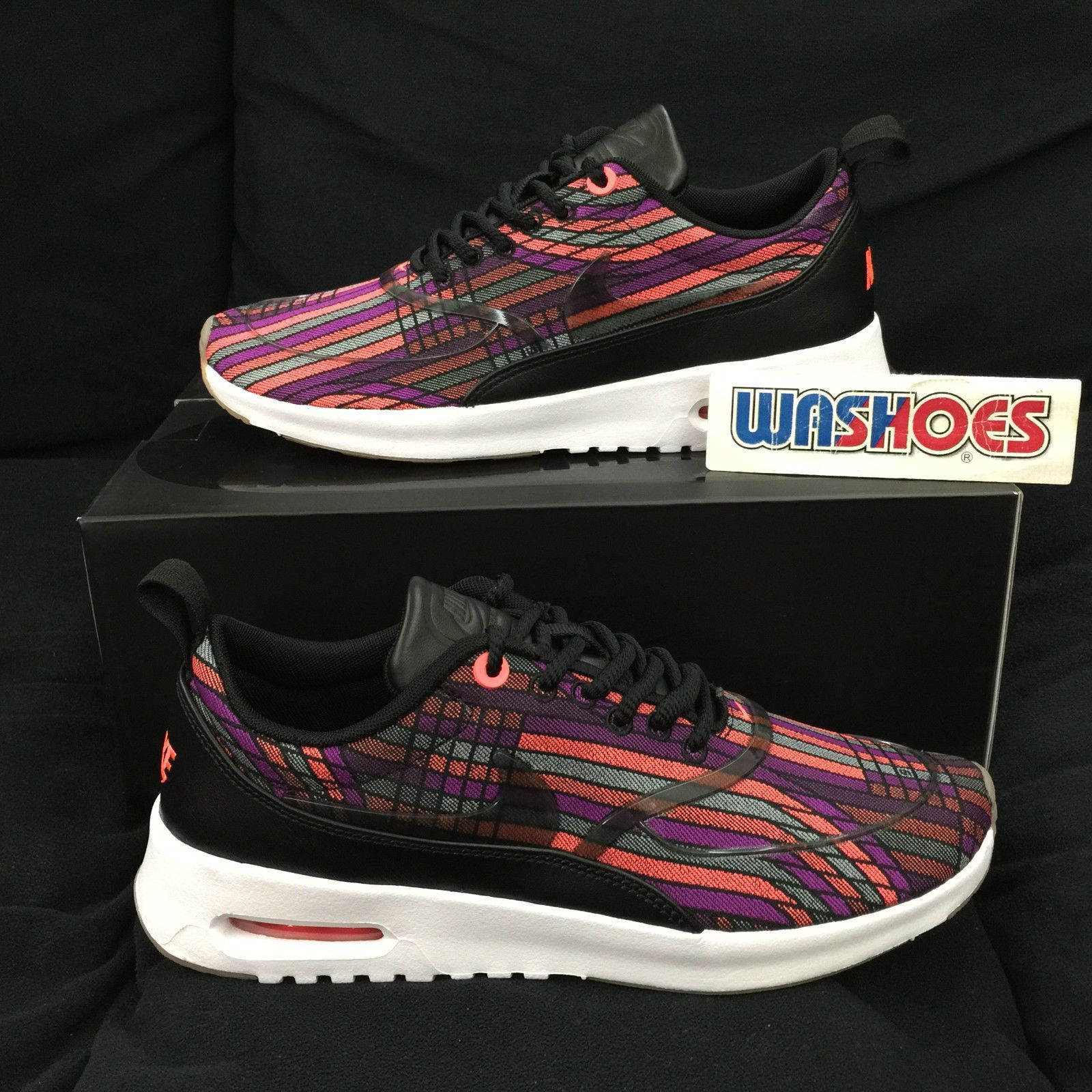 Nike Wmns Beautiful x Powerful Air Max Thea Ultra JCRD PRM 885021 001 US 6  8 5