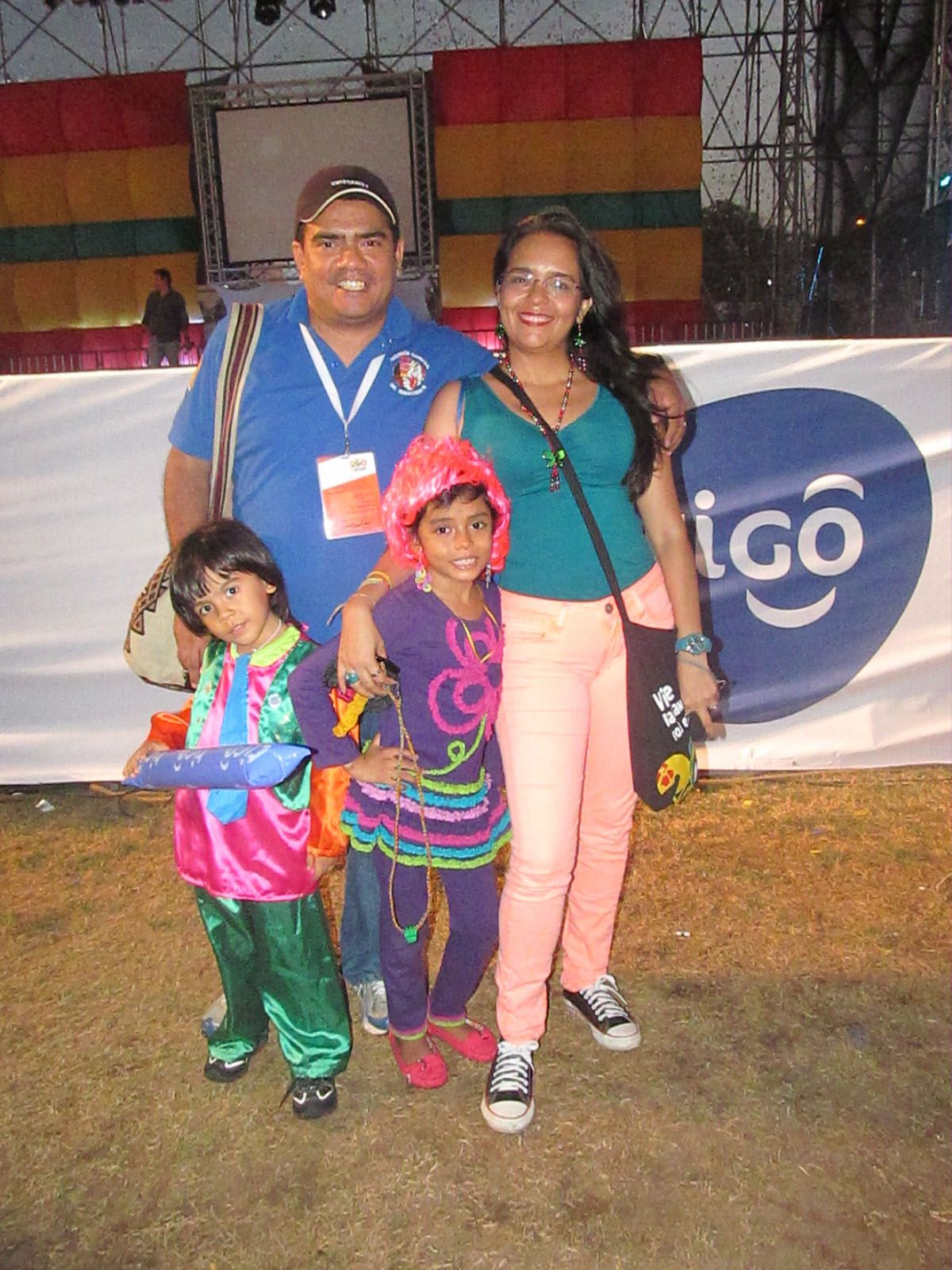 Familia Carnavalera...