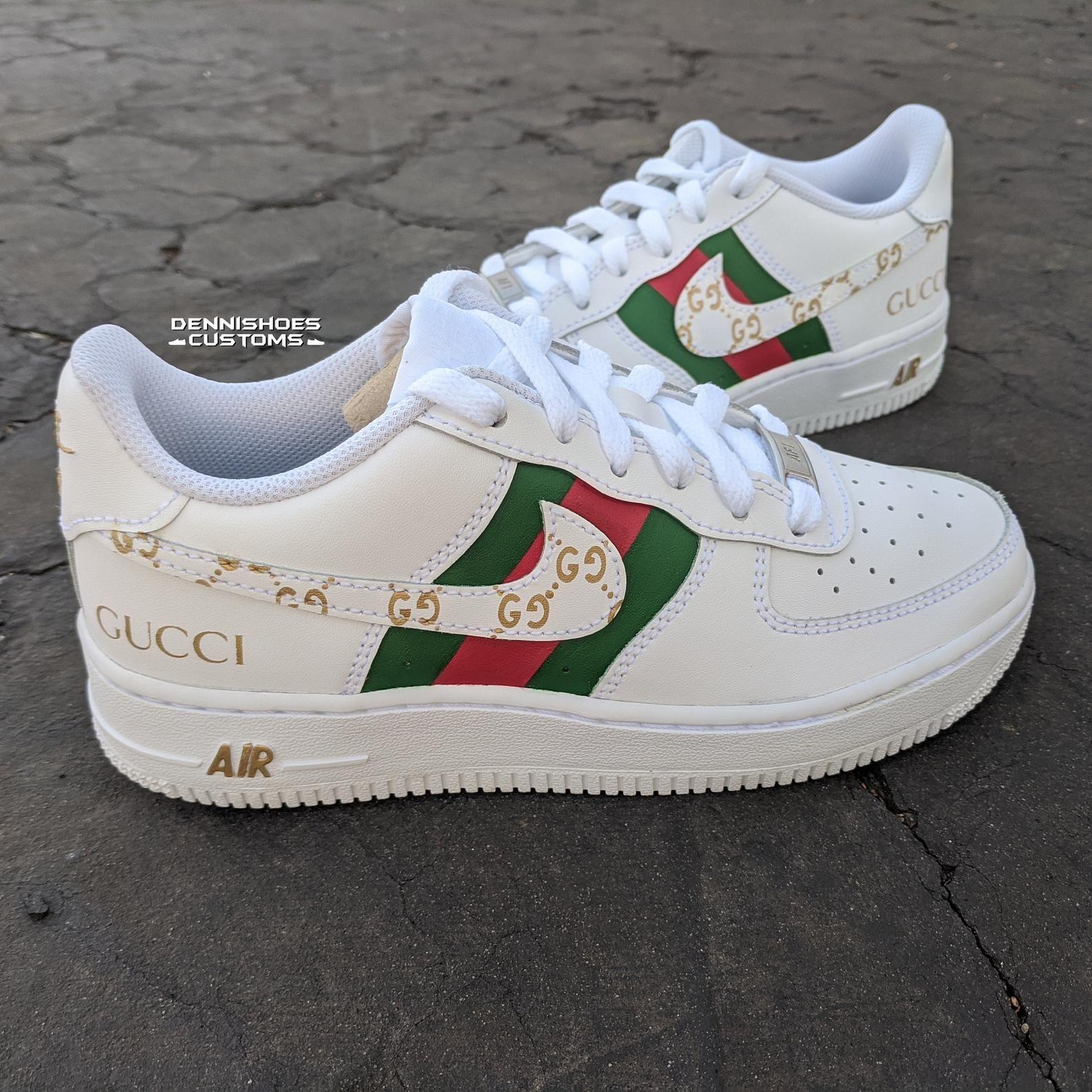 Nike Air Shoes White